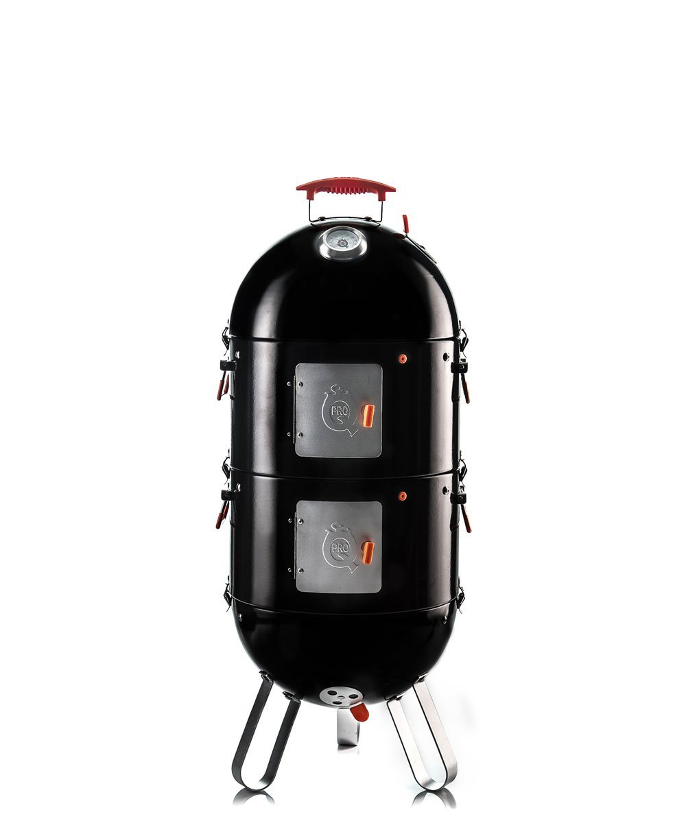 Pro Q ProQ Ranger Charcoal BBQ Smoker V4 - Creative Outdoor Living