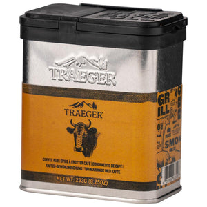 Traeger Traeger Coffee Rub - Creative Outdoor Living