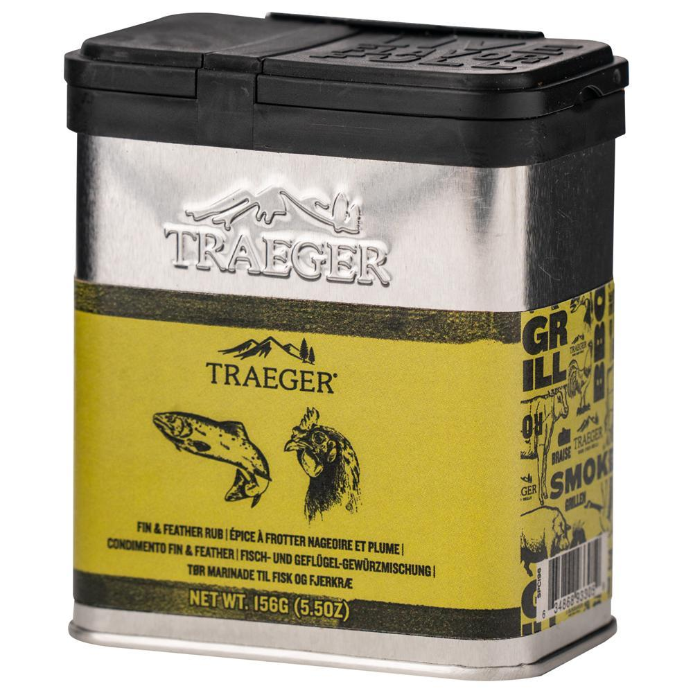 Traeger Traeger Fin & Feather - Creative Outdoor Living
