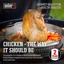 Load image into Gallery viewer, Creative Living Rotherham Weber gbs poultry roaster - Creative Outdoor Living