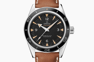 Omega Seamaster 300M Master Co-Axial 41mm Leather strap 233.32.41.21.01.002