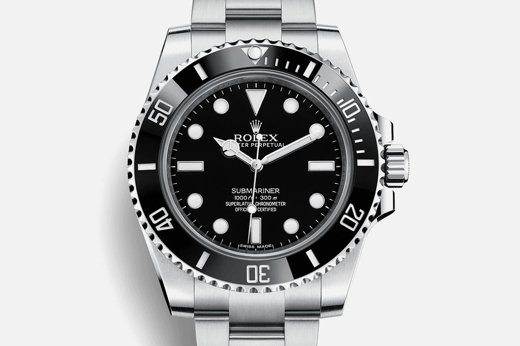 Rolex Submariner No Date Stainless 114060