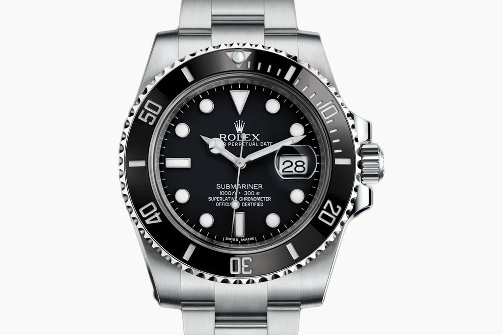 Rolex Submariner Date 40mm Steel bracelet 116610LN