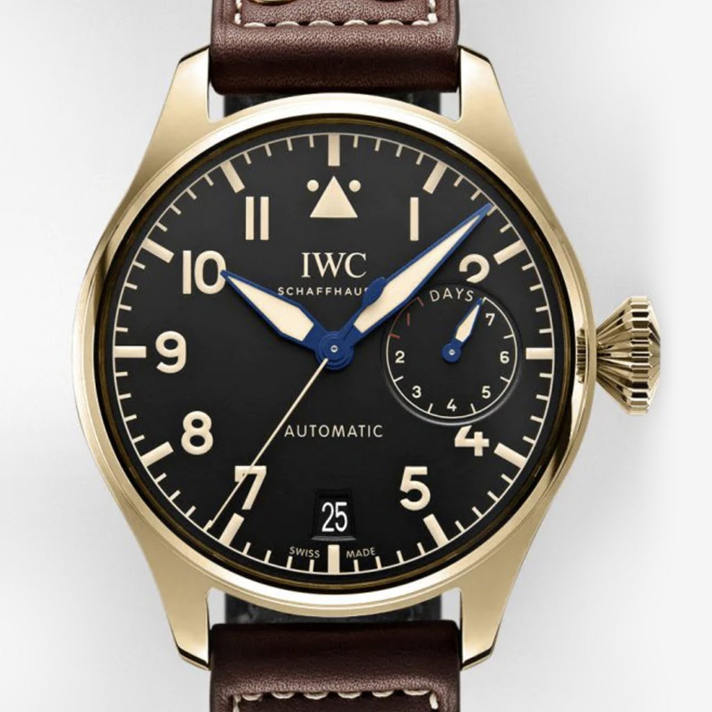 IWC Big Pilot Bronze Limited Edition IW501005