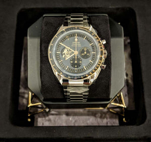 Omega Moonwatch Apollo11 310.20.42.50.01.001 Limited Edition 42mm Steel bracelet