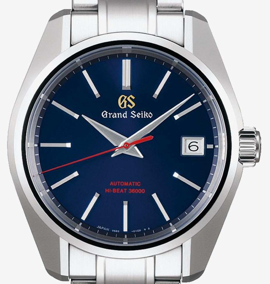 Grand Seiko 60th Anniversary Limited Edition Heritage 40mm Ref#SBGH281