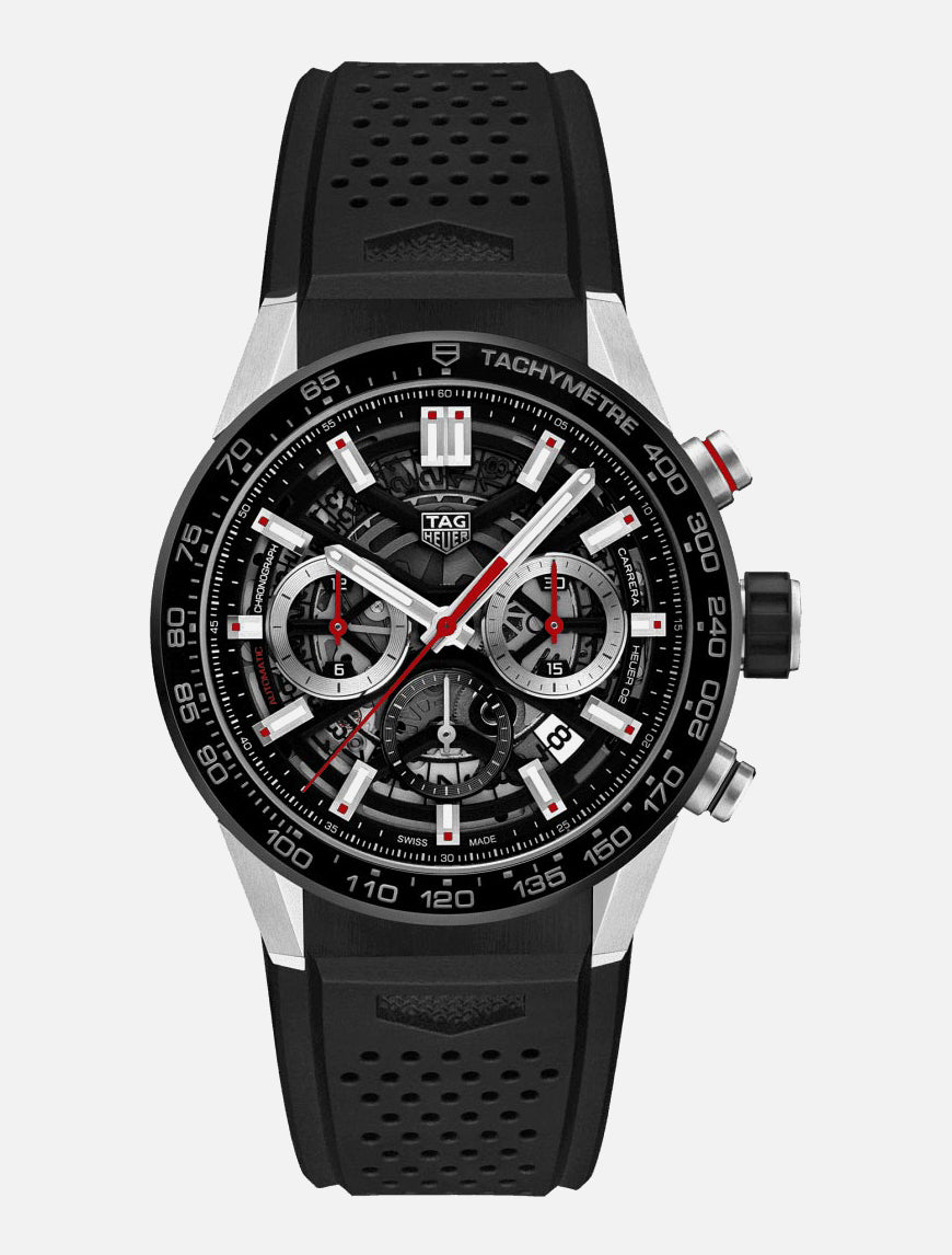 TAG Heuer Carrera CBG2010.FT6143 Calibre Heuer 02 43MM