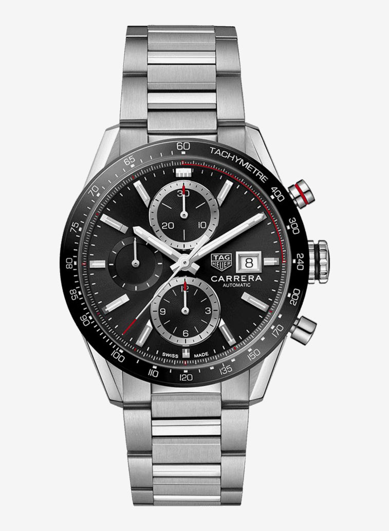 TAG Heuer Carrera Calibre 16 41mm Ref#CBM2110.BA0651