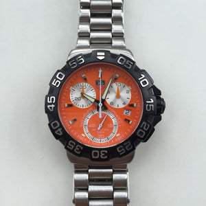 Pre-owned TAG Heuer Formula1 41mm Ref#CAH1113.BA0850