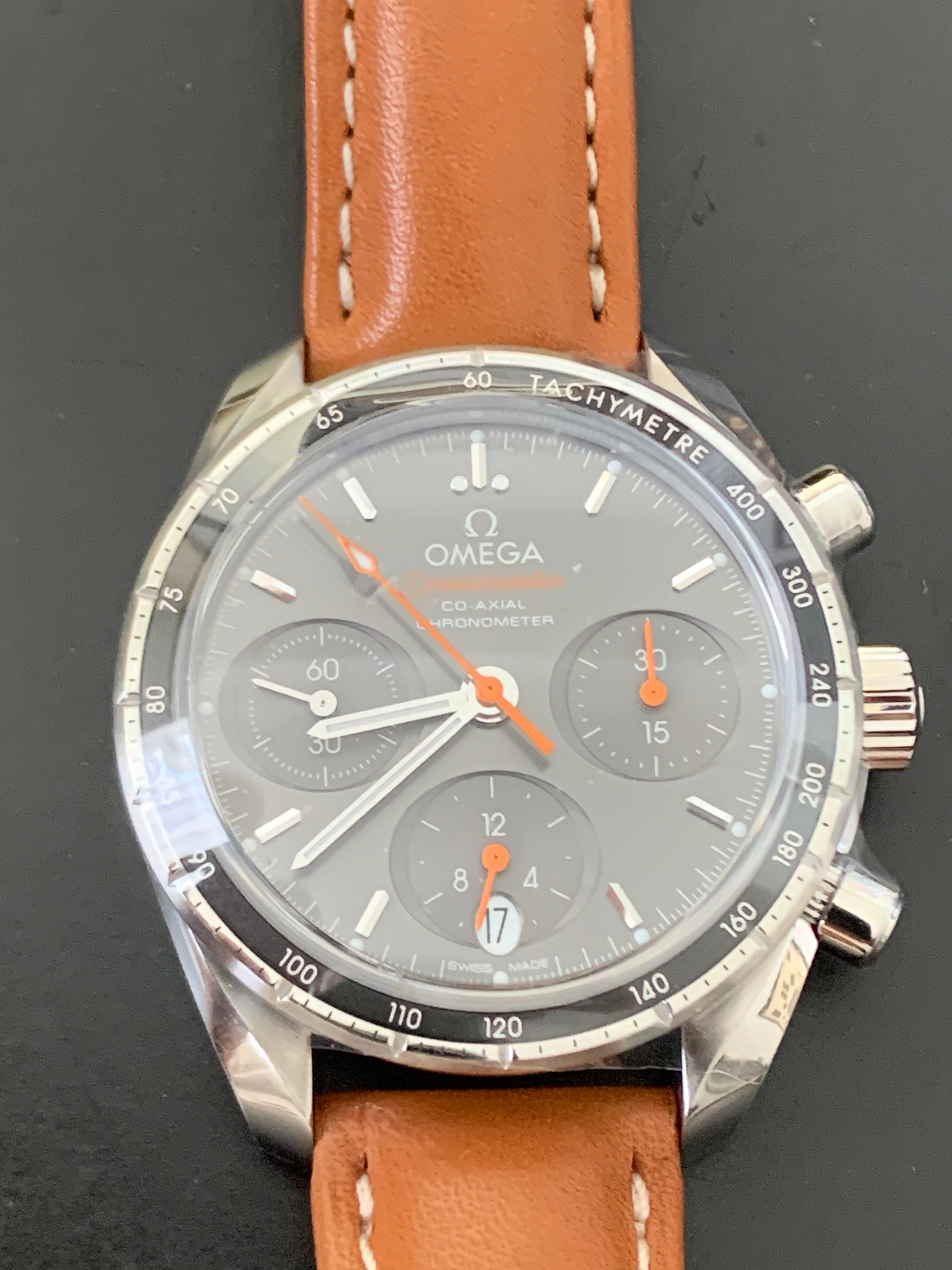 Omega Speedmaster Co‑Axial Chronograph 38mm 324.32.38.50.06.001