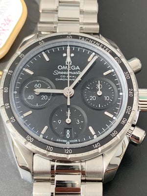 Omega Speedmaster 38mm Co-Axial Chrono 324.30.38.50.01.001