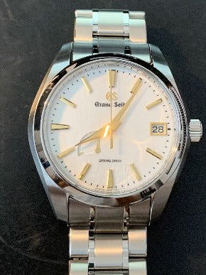 Grand Seiko SBGA259 Golden Snowflake 41mm Limited Edition