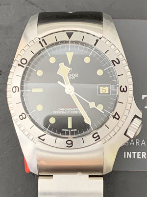 Tudor Black Bay P01 M70150-0001 42mm