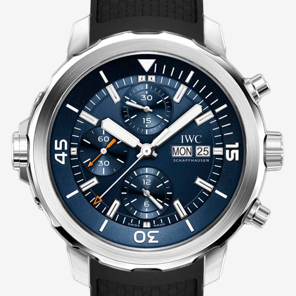 IWC Aquatimer Chronograph Edition Jacques Cousteau 44mm Ref#IW376805