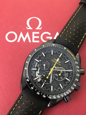 Omega Dark Side of the Moon Professional Moonwatch 44.25mm Leather strap 311.92.44.30.01.001