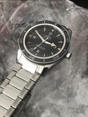 Omega Seamaster 300M Master Co-Axial 41mm Steel bracelet 233.30.41.21.01.001