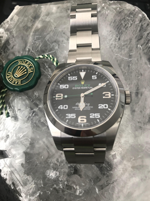 Rolex Perpetual Air King Ref#116900