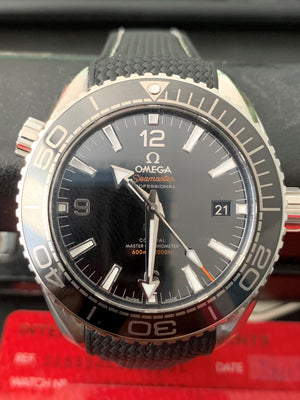 Pre-owned Seamaster Planet Ocean 600M 43.5mm Ref#21533442101001