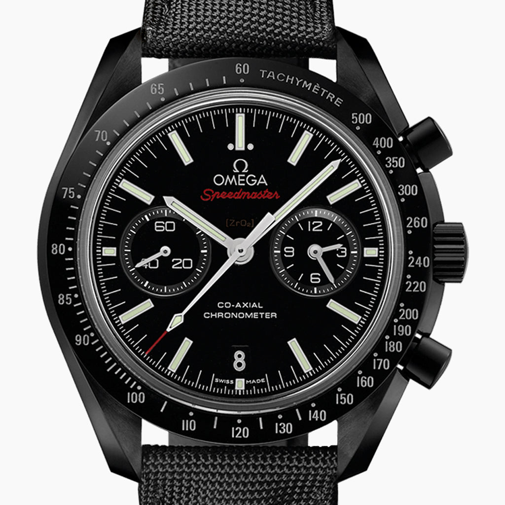Omega Moonwatch 311.92.44.51.01.003 Dark Side of the Moon 44.25mm Textile strap