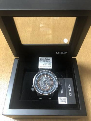 Citizen Satellite Wave CC7015-55E  Promaster 47MM
