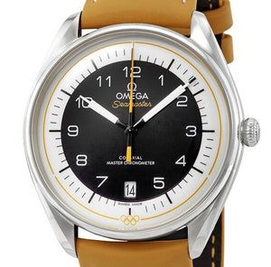 Omega Olympic Official Timekeeper Seamaster Yellow 39.5mm Ref#522.32.40.20.01.002