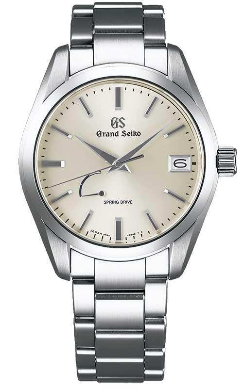 Grand Seiko Spring Drive 40mm Heritage Collection Ref#SBGA201