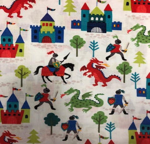 Theme Package- Dragons & Knights in the Night - sweet mitten dreams