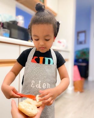 Personalized Apron (Eden's Apron) - sweet mitten dreams