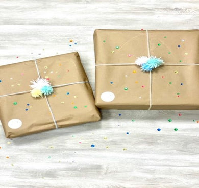 Theme Gift Packaging Service - sweet mitten dreams