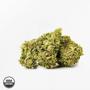 Sour Pineapple – Organic Hemp Flower