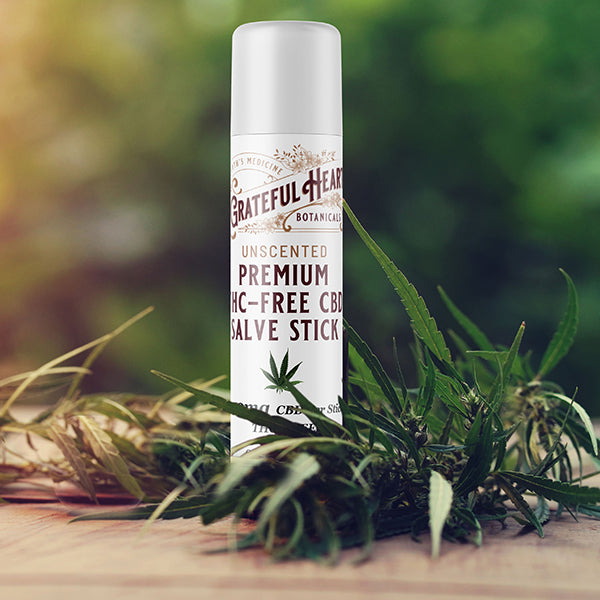 Hemp Salve Stick