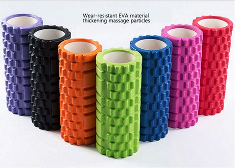 Foam Roller for Yoga, Exercise, and Rehabilitation