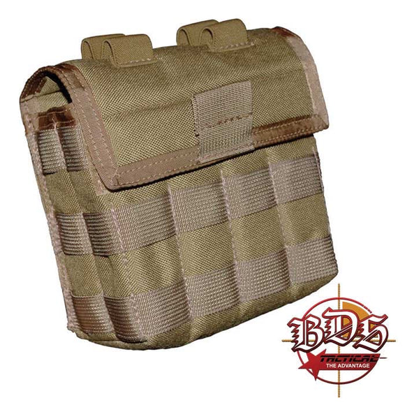 BDS Tactical Modular Padded GP Pouch - Mission Essential Gear