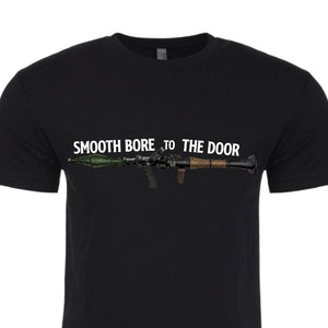 Smooth Bore To The Door