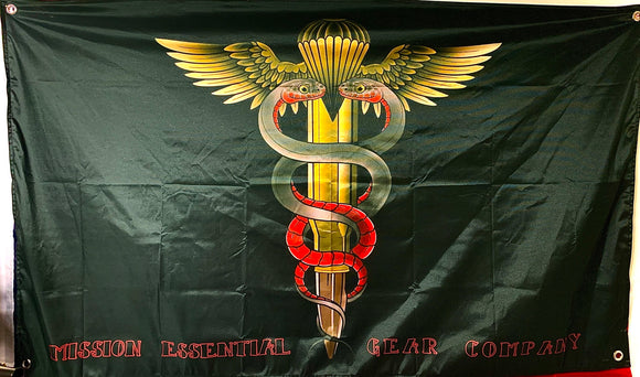 MEGC Battle Flag - Mission Essential Gear