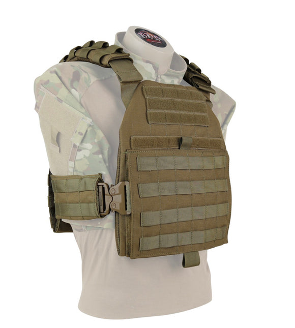 BDS Tactical Advanced Plate Carrier - Mission Essential Gear