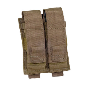 BDS Tactical - Pistol Double Magazine Pouch - Mission Essential Gear