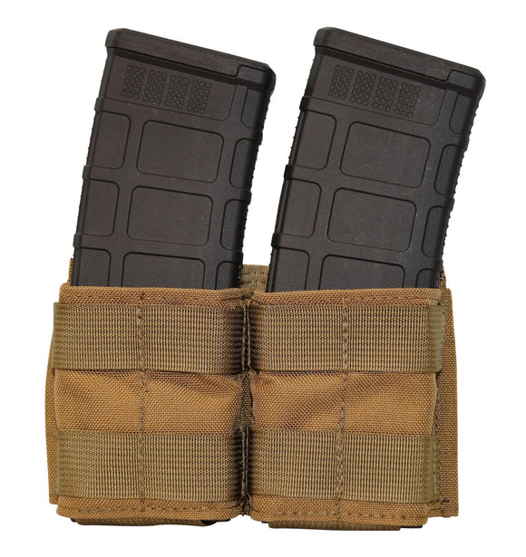 BDS Tactical Simple Stacker 2 Magazine Pouch - Mission Essential Gear