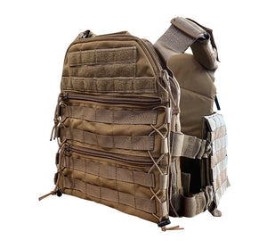 Plate Carrier Hydration Back - Mission Essential Gear