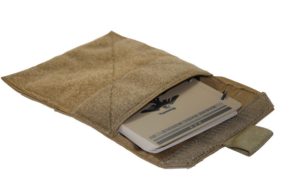 BDS Flat Admin Pouch - Mission Essential Gear