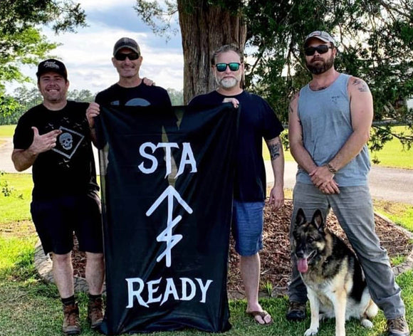 STA READY Flag - Mission Essential Gear