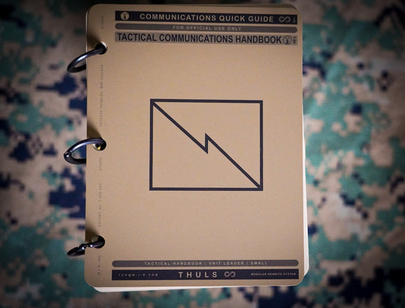 Tactical Communications Handbook