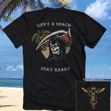 Life's A Beach - Mission Essential Gear
