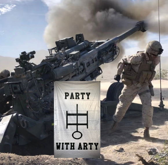Party With Arty - Mission Essential Gear