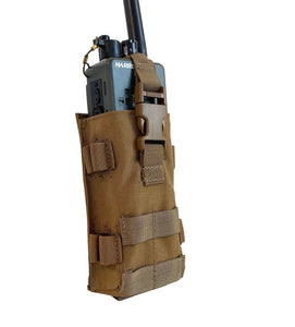 BDS Tactical Modular MBITR Radio Pouch - Mission Essential Gear