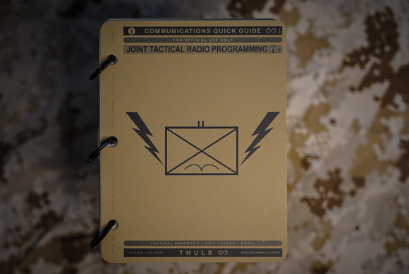JTRP - Joint Tactical Radio Programming Guide