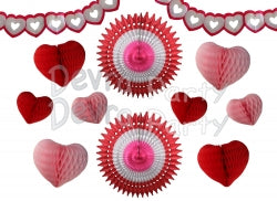 Valentine's Day Decoration Kit