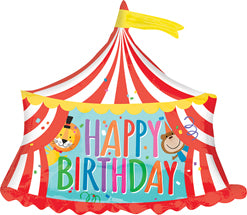Birthday Carnival Tent Balloon
