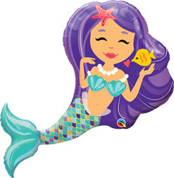 Enchanting Mermaid Balloon