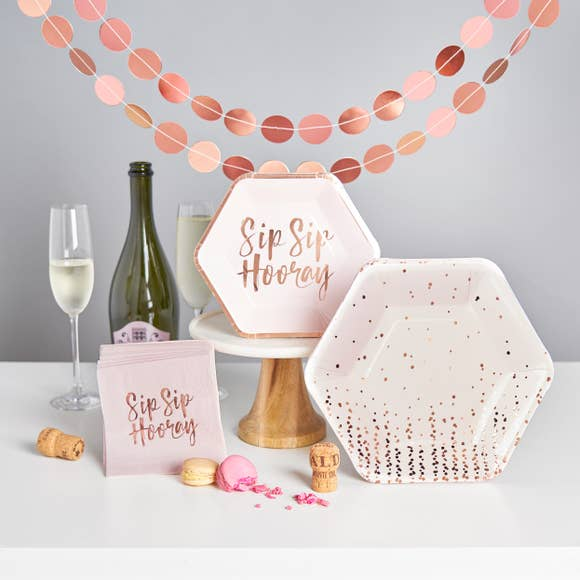 Sip Sip Hooray Party In A Box